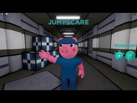 Roblox Piggy 2 New GrandFather Jumpscare! Roblox Piggy 2 RP