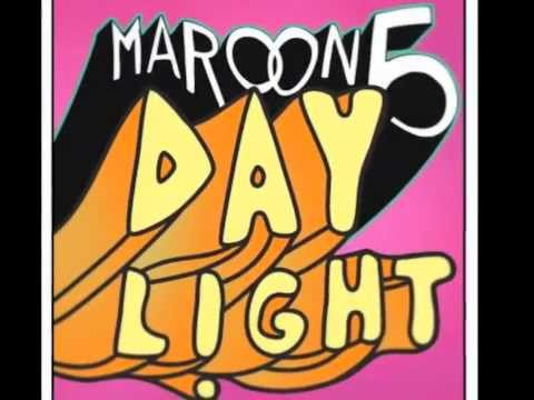 Maroon 5 - Daylight MIDI and MP3 Backing Track by Hit Trax
