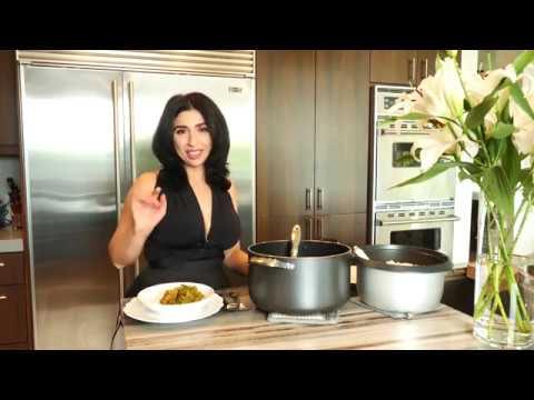 Best Koresh Karafs | Iranian Celery Stew | Persian Recipes | Chef Tara Radcliffe