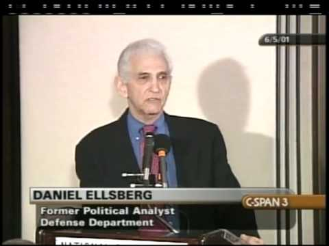Vietnam War, First Amendment Rights, and Government Secrecy  Pentagon Papers Speech 2001