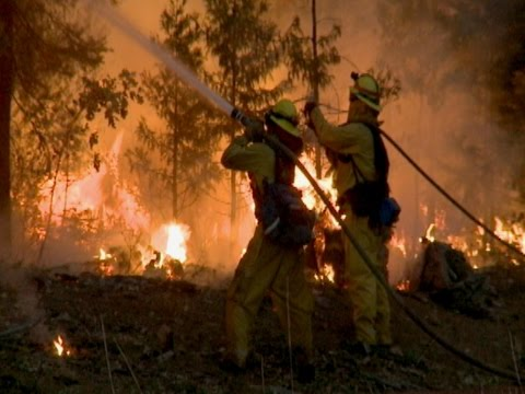 CAL FIRE Hiring Firefighters