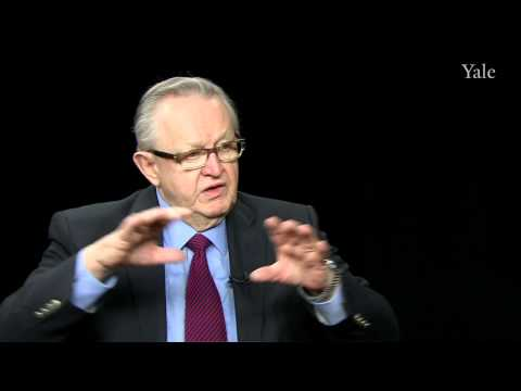 Nobel Laureate Martti Ahtisaari on Youth and Peace