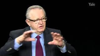 Nobel Laureate Martti Ahtisaari On Youth And Peace