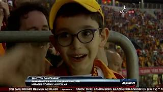 Galatasaray 19 Şampiyonluk Kupa Töreni - 720p HD