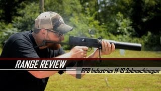 RPB MAC-10 Submachine Gun