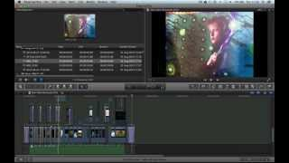 Adding Freeze Frames from Source Media in Event Library | FCPX Advanced Tutorial