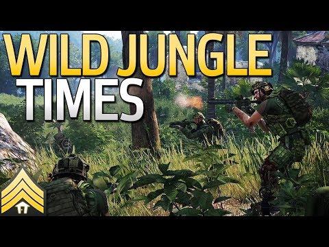 Wild Jungle Times — ShackTac Arma 3