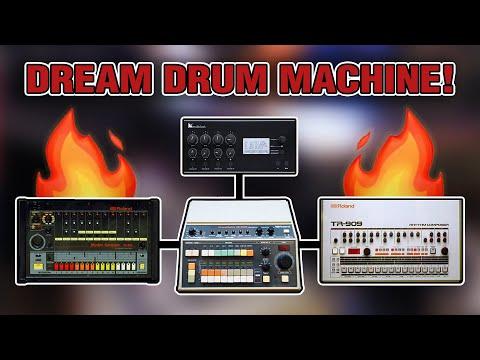 The DREAM Drum Machine