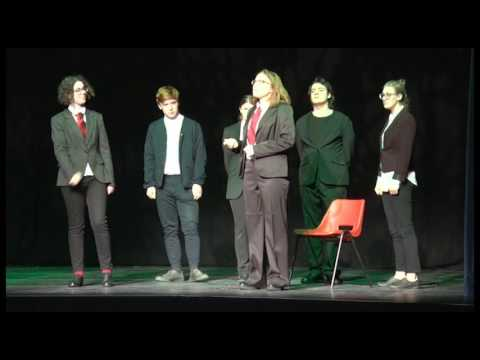 "Wyke perform William Shakespeare's ""Julius Caesar"""