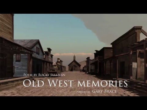 "Cowboy Poetry and Storytelling - Gary Brace - ""Old West Memories"""