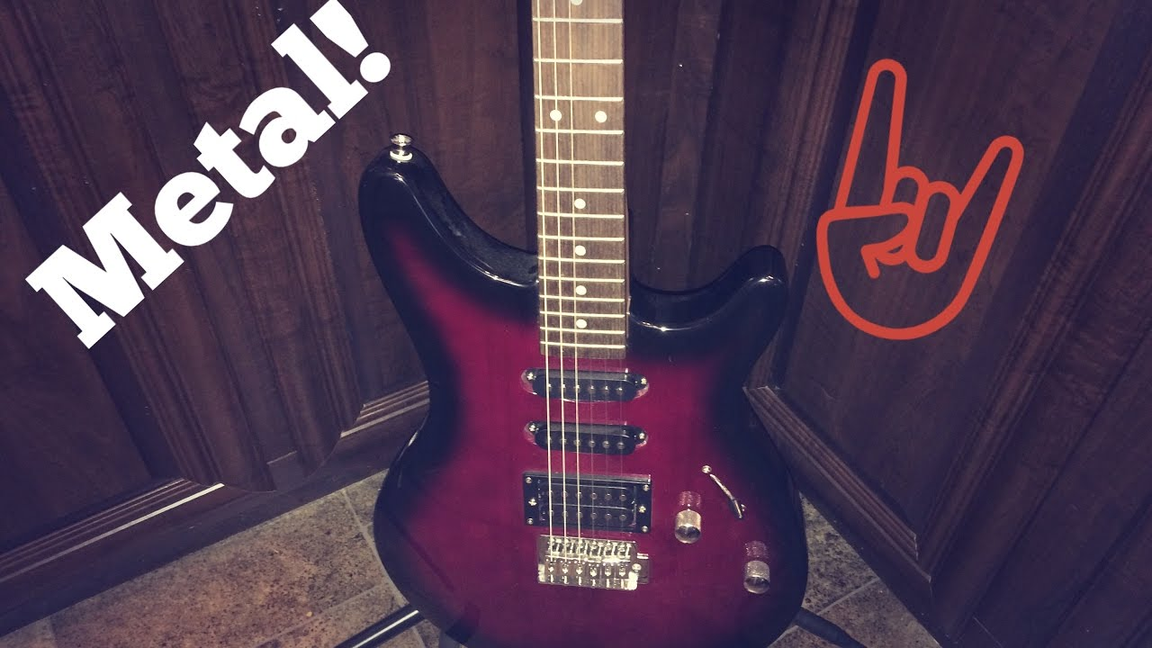 Rouge Rocketeer Guitar Review Youtube