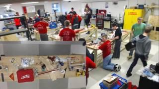 FRC 1529 || Live Robotics Shop Stream 12