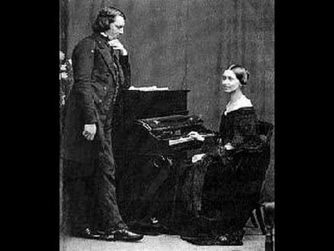 Sviatoslav Richter plays Schumann Waldszenen, Op. 82