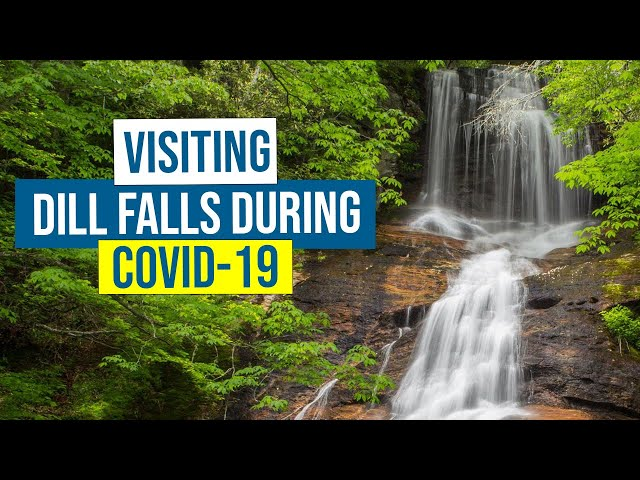 Visiting Dill Falls during the COVID-19 outbreak