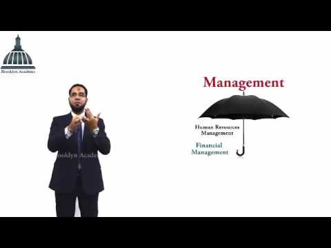 Sample of management Lecture 1