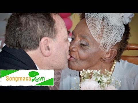 Máy bay bà già 106 tuổi đính hôn với phi công trẻ 66 tuổi  | CHUYỆN LẠ