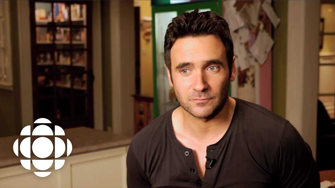 Watch Allan Hawco video