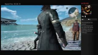 final fantasy 15 how to get the best rod and reel for fishing
