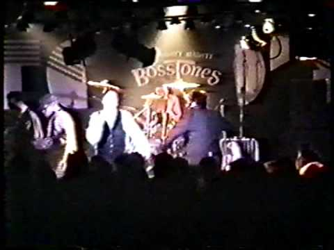 The Mighty Mighty BosstonesAlmost Anything GoesLive in 1991