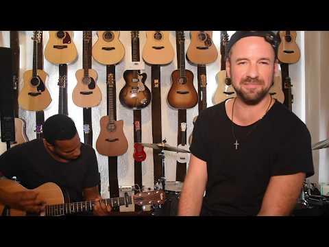 Joel Brandenstein Zeitmaschine Akustik, live bei Cream Music Frankfurt