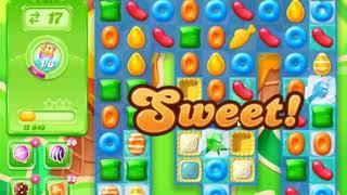 Candy Crush Jelly Saga Level 1074