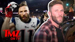 Julian edelman's college professor apologizes for doubting his nfl career | tmz tv