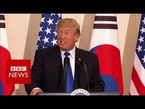 Why Trump Keeps Saying Indo-Pacific - BBC News