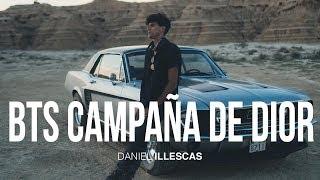 DETRÁS DE LAS CAMARAS RODAJE DIOR | DANIEL ILLESCAS