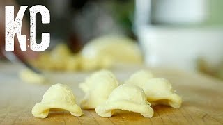 How to Make Pasta | Fresh Orecchiette Recipe