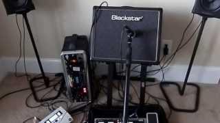 Blackstar HT-5 Mic vs Direct
