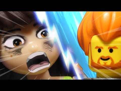 If Anime Was LEGO