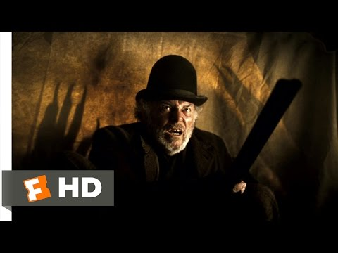 The Wolfman (1/10) Movie CLIP - Wolf in a Gypsy Camp (2010)