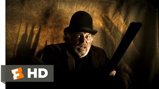 The Wolfman (1/10) Movie CLIP - Wolf in a Gypsy Camp (2010) HD
