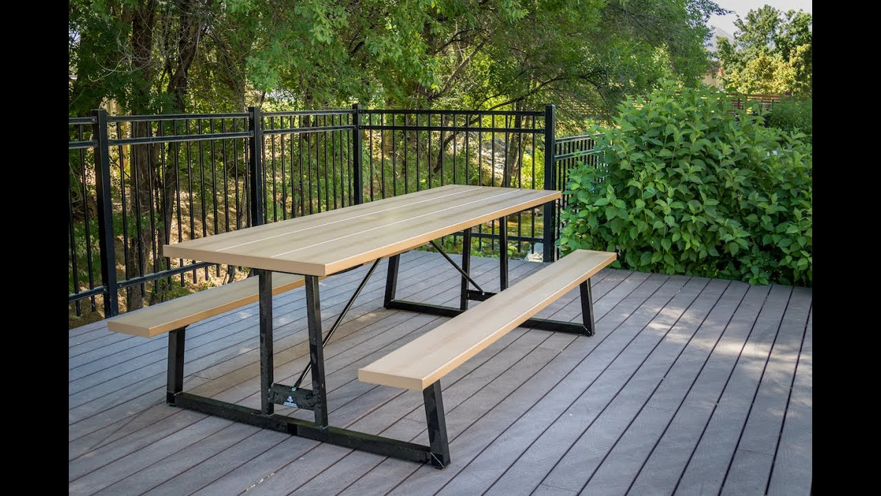 quality picnic tables the best outdoor picnic table