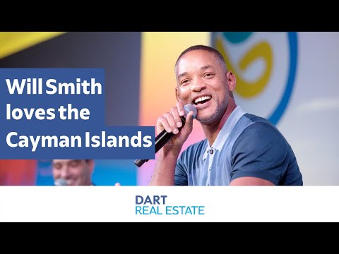 CAIS 2018 - even Will Smith knows this is why you need to be here on Grand Cayman
