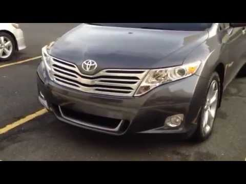 My 2009 Toyota Venza With 2013 Lower Grill Youtube