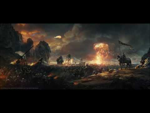 Drums of War (epic orchestral battle music by ForhirMusic)