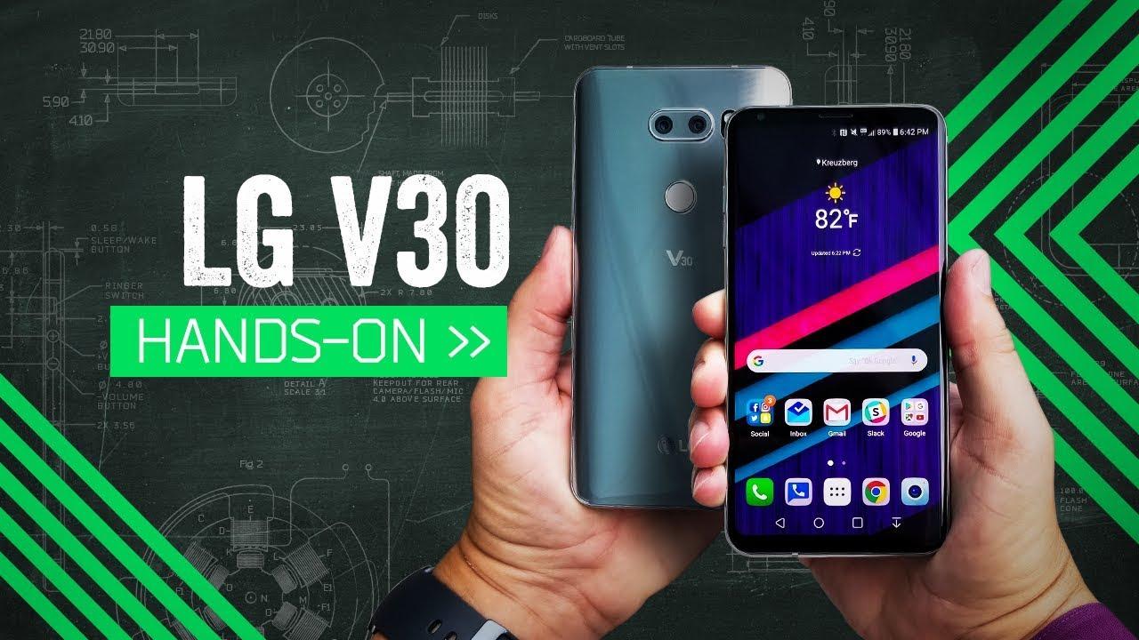 LG V30 / V30+ Discussion