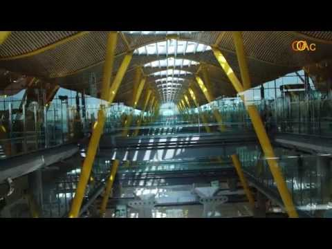 2.3 Barajas Airport in Madrid by Richard Rogers (Contemporary Architecture MOOC)