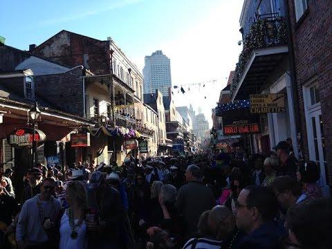 Mardi Gras Weekend in New Orleans