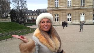 Jardins de Luxemburgo Paris