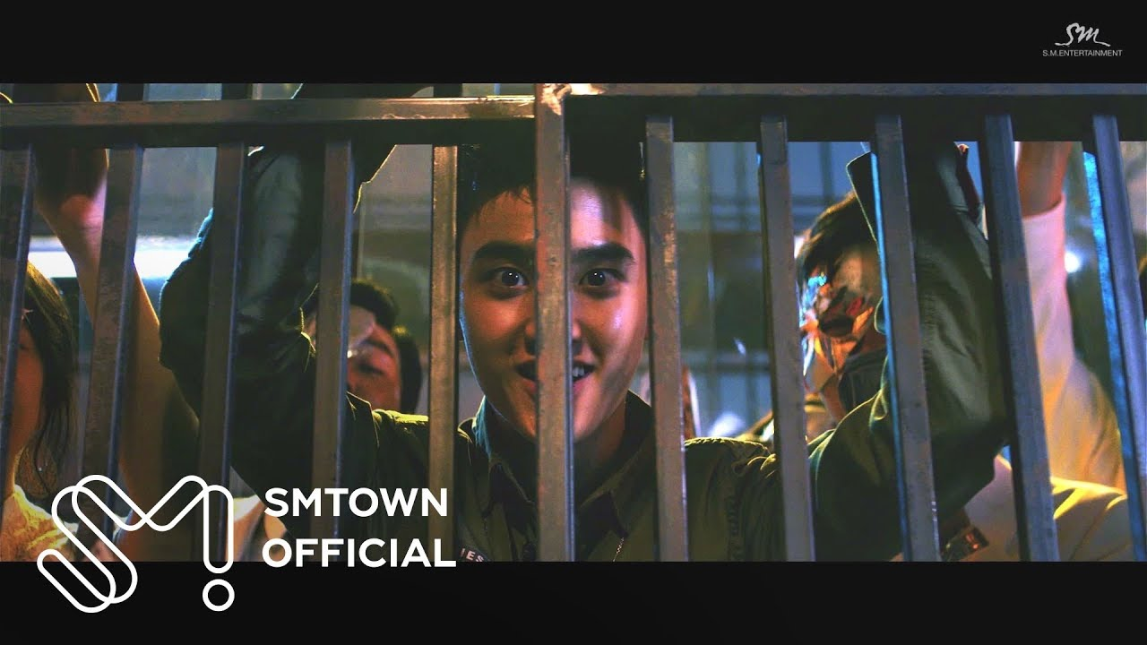 exo �� lotto mv youtube
