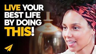 Be DIFFERENT - Alicia Keys (@aliciakeys) - #Entspresso
