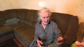 Рассказ бабушки из Красного Луча-концлагерь,освобождение,снова война и голод.
