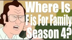 Where is F is For Family Season 4? || F is For Family Season 4 Release Date ||