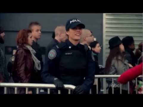 Rookie Blue - 2x01 - Andy gets shot