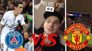 Ставки и реакции Фиферов на Матч Манчестер Юнайтед- ПСЖ