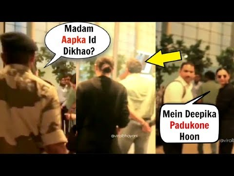 Deepika Padukone Gets ASKED For Her Id Card By Police | Check her SHOCKING Reaction Mp3