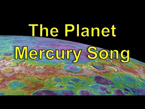 The Planet Mercury Song | Planet Songs for Children | Mercury Song for Kids | Silly School Songs