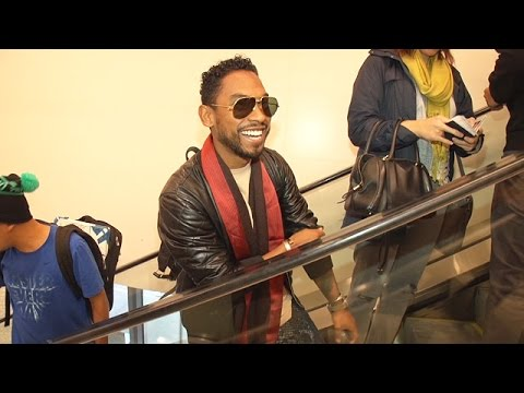 Singer Miguel Is Asked About His Style Influences